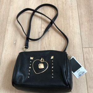 Juicy Couture Black Label Crossbody Charm Bag!